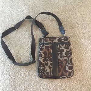 Used Once COACH Crossbody
